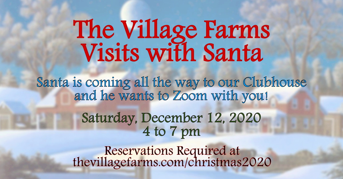 2020 Christmas Virtual Event